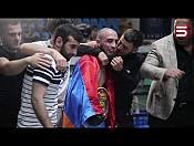 Դեպի մեծ ռինգ /To the big ring Հայ մարզիկը մենամարտի կեսից շարքից հանեց իրանցի մարզիկին