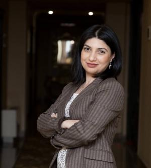 Հեղինակ-վարող Փիրուզա Մուսայելյան