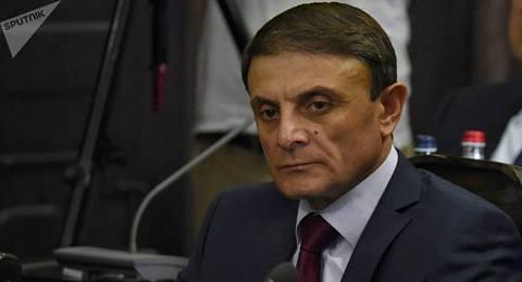 Օսիպյանն ազատվեց վարչապետի գլխավոր խորհրդականի պաշտոնից