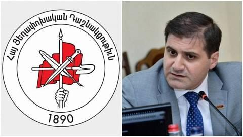 Դատարանը վարույթ է ընդունել ՀՅԴ-ի հայցն ընդդեմ Արման Բաբաջանյանի