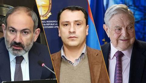 Սորոսի հիմնադրամի տնօրենների խորհրդի նախագահը ԲԴԽ անդա՞մ կդառնա. Yerevan.today