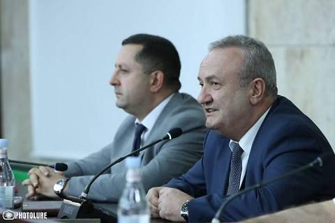 Իմքայլական Հովհաննես Հովհաննիսյանը նշանակվել է ԵՊՀ ռեկտորի ժամանակավոր պաշտոնակատար