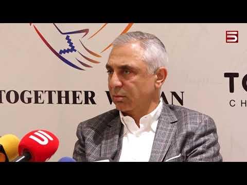 «Իմ հետեվում կանգնած ուժ չկա». Արտակ Թովմասյանը կուսակցություն է հիմնում