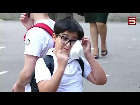 Դպրոցում դիմակ դնելու պահանջի տուժածները