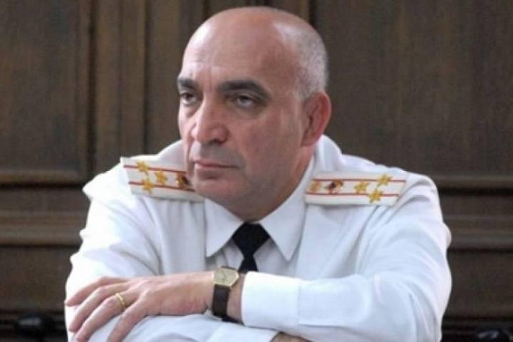 Թալանել են ոստիկանության գեներալ-մայոր Հովհաննես Թամամյանին