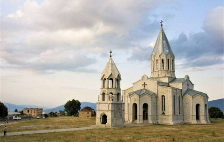 Շուշիի Ղազանչեցոց եկեղեցում մկրտվելու են Ապրիլյան պատերազմում զոհված հերոսների հարազատները