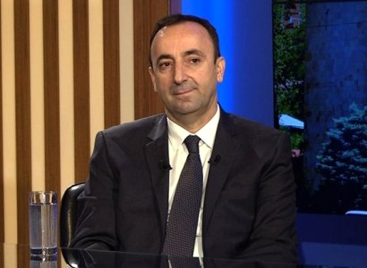 Հրայր Թովմասյանը շնորհավորական ուղերձ է հղել ԱՀ նախագահ Բակո Սահակյանին