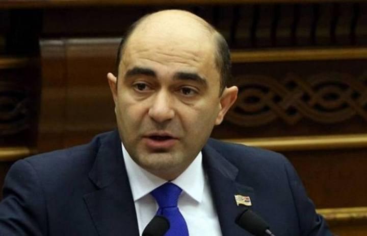 Իրանի հետ Հայաստանի սահմանն իրականում այդպես էլ չի փակվել. Էդմոն Մարուքյան