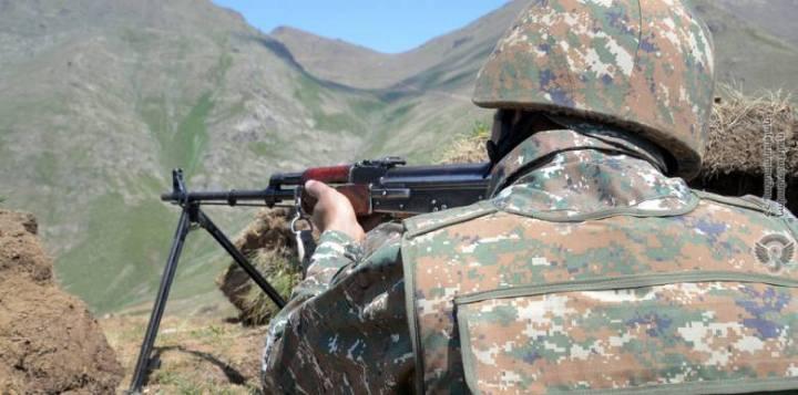 Սպանվել են ադրբեջանական բանակի բարձրաստիճան սպաներ