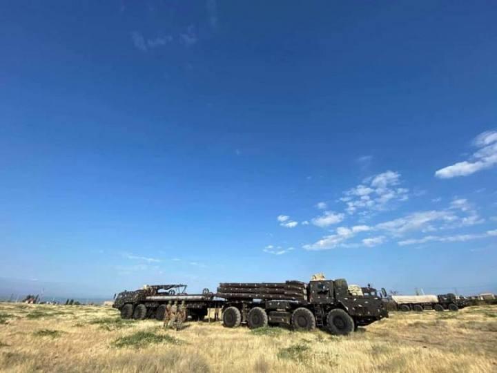 ՀՀ ԶՈՒ զորքերը բերվել են մարտական պատրաստականության բարձր աստիճանների. ՊՆ խոսնակ