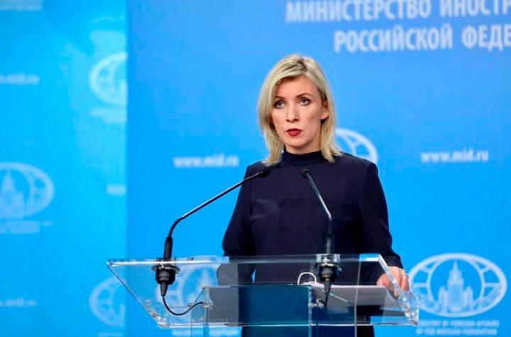 Գործադրում ենք բոլոր ջանքերը՝ Լեռնային Ղարաբաղում  հրադադարի ռեժիմի խախտումը թույլ չտալու նպատակով. Զախարովա