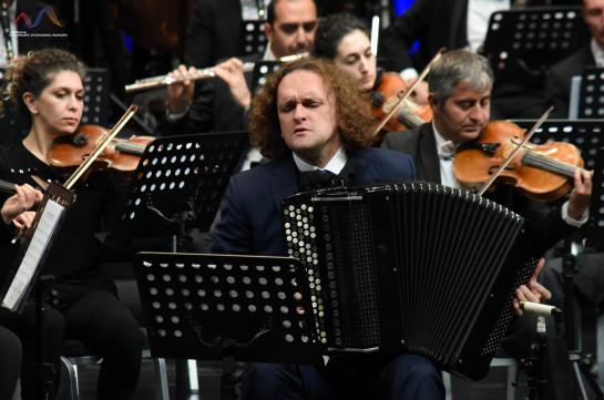 Յուրի Մեդյանիկն ու Դմիտրի Յաբլոնսկին՝ երևանյան բեմում