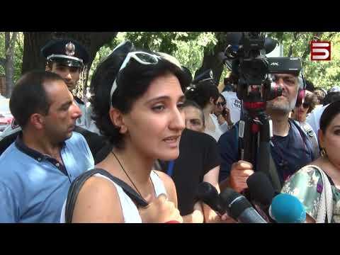 Ջերմուկցիները Երևան են եկել. Ամուլսարի հարցով որոշում չկա