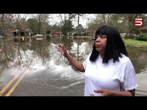 Ջրհեղեղ՝ ԱՄՆ Միսիսիպի նահանգում