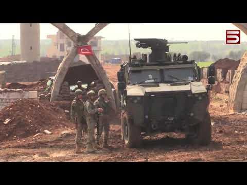 Հայաստանի շուրջբոլորը զորավարժություններ են