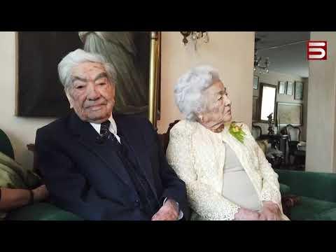79 տարվա սեր. Աշխարհի «ամենակաղնե» ամուսնական զույգը