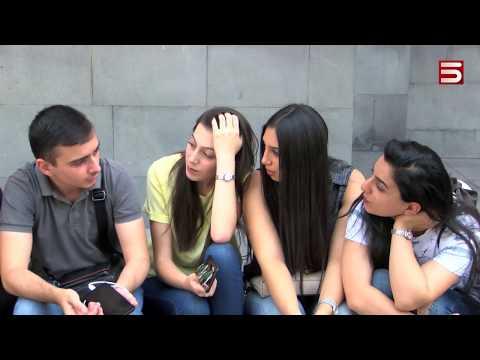 ՀՊՏՀ ուսանողները պահանջում են Հայրապետյանի վերադարձը