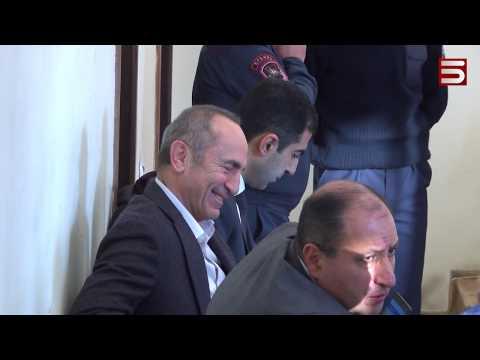 Քոչարյանի գործը. դատավոր Պապոյանն ինքնաբացարկ հայտնեց