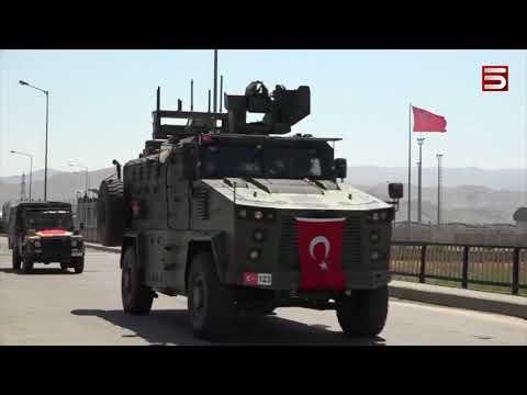 Ադրբեջանի բանակը զինում եւ ղեկավարում է Թուրքիան. «Կոմերսանտ»-ի փաստերը