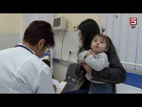 Հայաստանում սուր շնչառական վարակներով հիվանդների թիվն աճում է