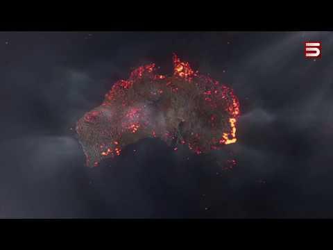 Երկինքն անկանխատեսելի է Ավստրալիայի համար