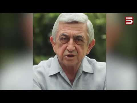 Անկեղծ խոսելու ժամանակը. Սերժ Սարգսյանը պատասխանում է հարցերին