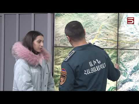 Գեղարքունիքի լեռներում կորած ռուս դահուկորդը հիվանդանոցում է