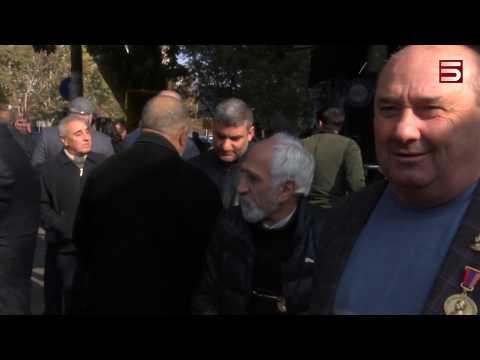 Լեոնիդ Ազգալդյանը 77 տարեկան է