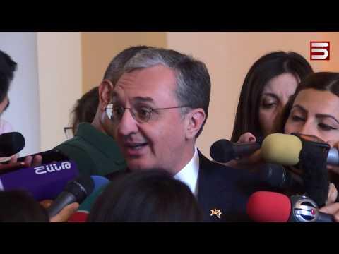 ՀՀ և Ադրբեջանի ԱԳՆ-ներն ակտիվ բանակցում են.արտաքին օրակարգը