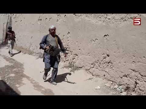 «Մենք պաշտպանում ենք մեր երկիրը». «թալիբները» չեն կարողանում գրավել Թալեքան քաղաքը