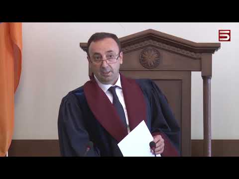 ՍԴ դատավոր. «ՍԴ-ում ճամպրուկ հավաքող չկա»
