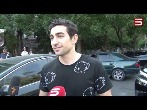 Քոչարյանի աջակիցները՝ «Երևան - Կենտրոն» ՔԿՀ-ի դիմաց
