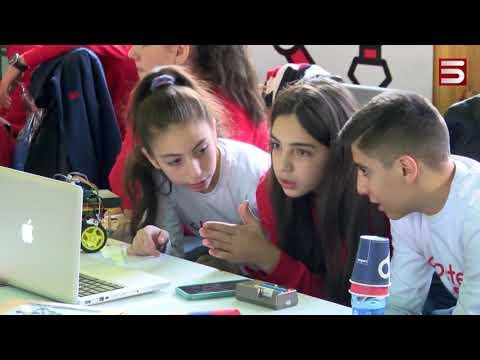 Ռոբոտեքս-2019. խելացի ռոբոտներ՝ խելացի քաղաքում