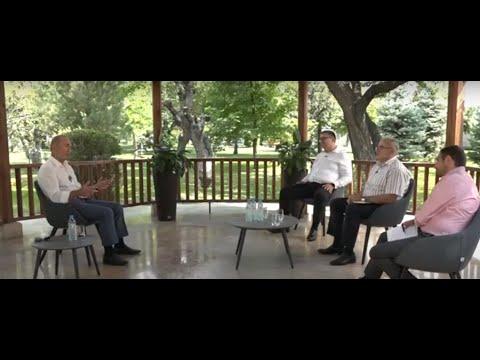 ՀՀ երկրորդ նախագահ Ռոբերտ Քոչարյանի հարցազրույցը «5-րդ ալիք», «Երկիր Մեդիա» և «Հ2» հեռուստաընկերություններին